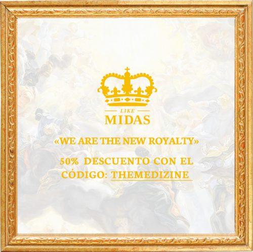 likemidas descuento 500x497 - Presentamos «LIKE MIDAS» en exclusiva: quema billetes con lingotes de oro