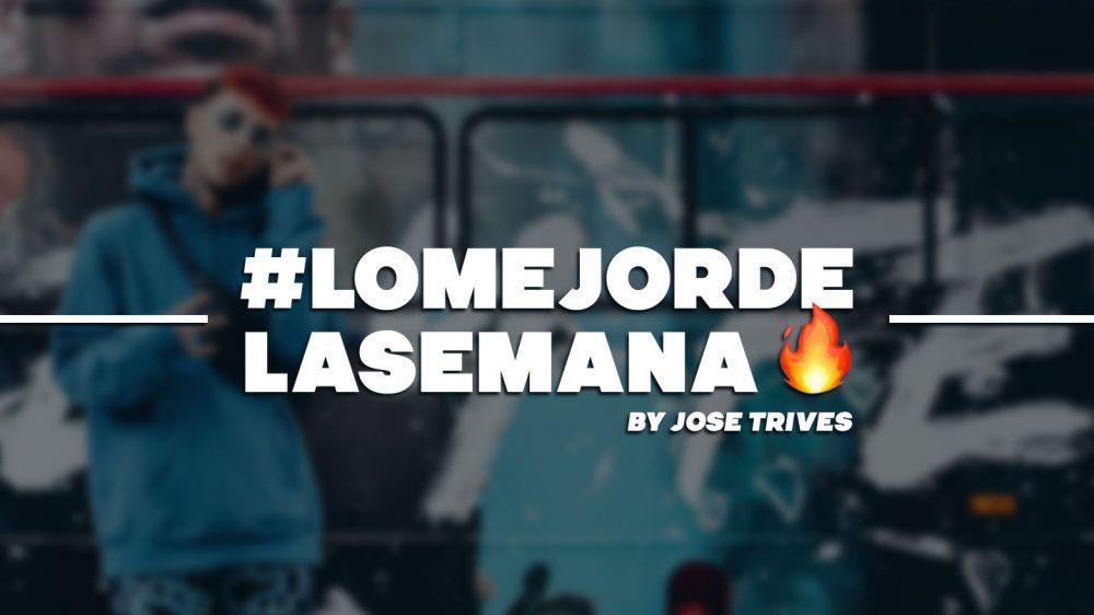 #LoMejorDeLaSemana: C. Tangana, Deva, Oddliquor y muchísimo más