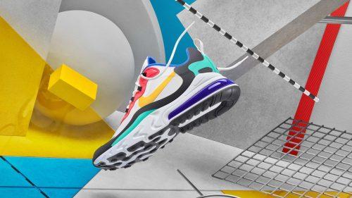 Entérate de todos los detalles de las nuevas Nike Air Max 270 React
