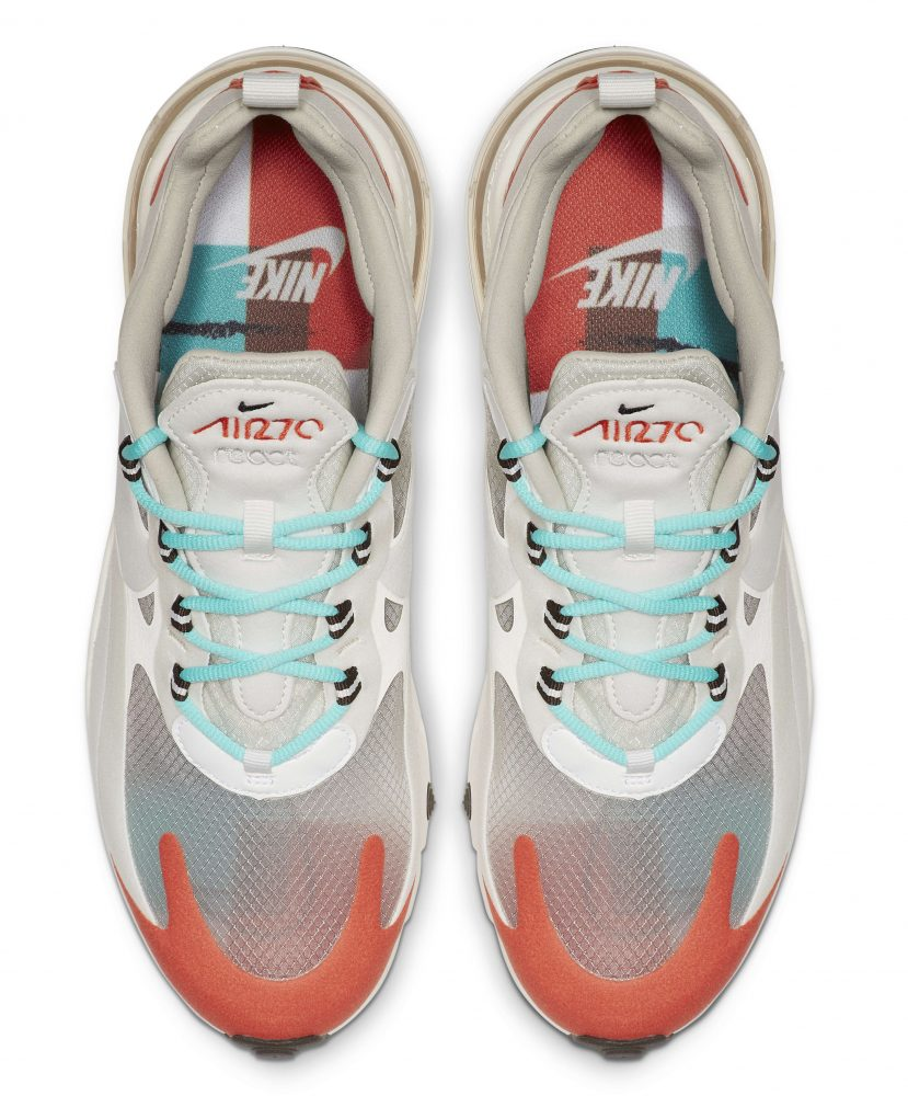 nike air max 270 react white red 3 829x1000 - Entérate de todos los detalles de las nuevas Nike Air Max 270 React