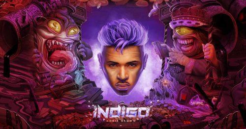 El esperado álbum de Chris Brown 'Indigo' es una obra atemporal