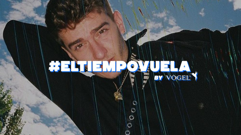 Analizamos a fondo la carrera de Recycled J en #ElTiempoVuela by Vogel