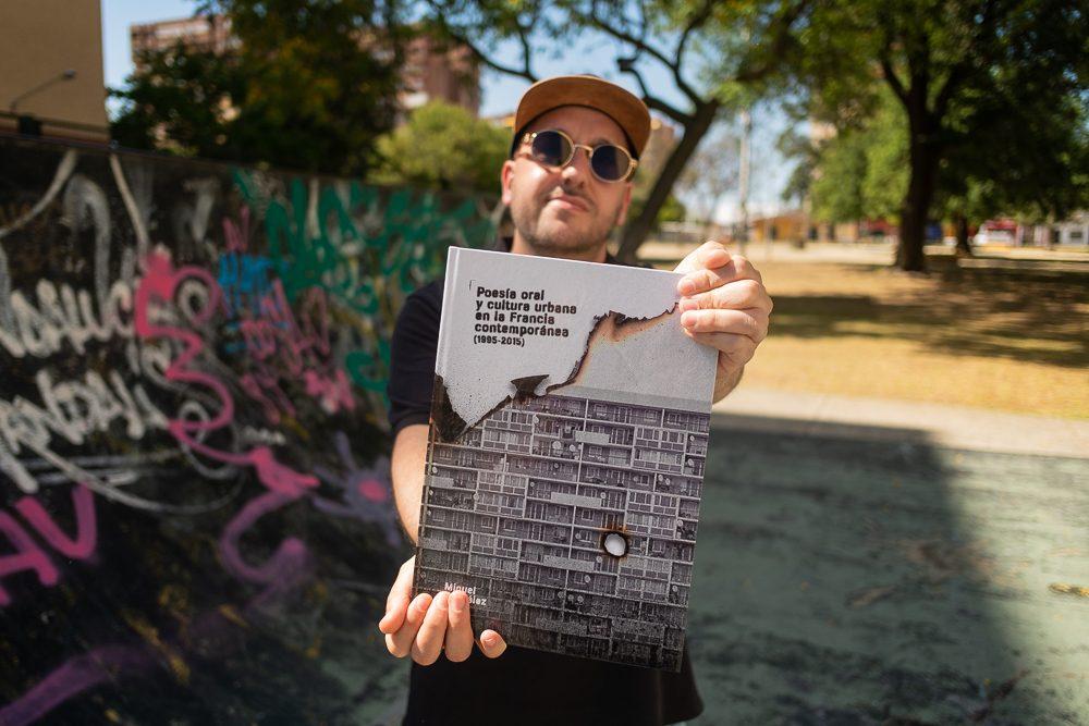 Un español consigue un doctorado «Cum Laude» con una tesis sobre rap