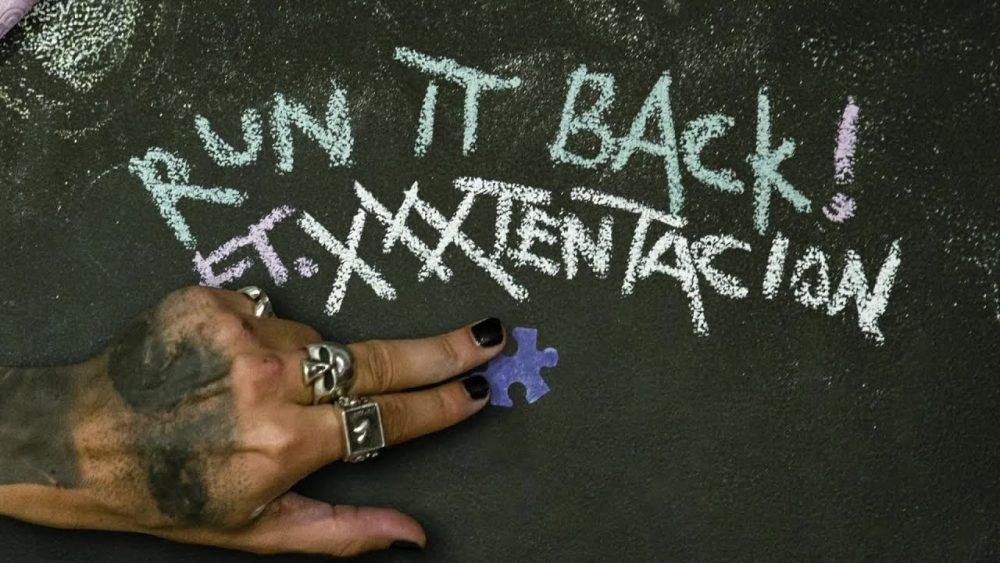 Craig Xen relanza la carrera póstuma de XXXTentacion en 'RUN IT BACK!'