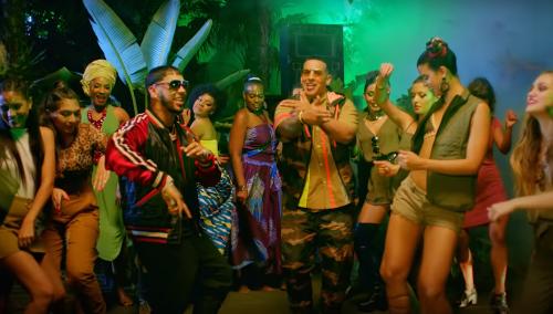 Anuel AA, Daddy Yankee, Karol G, Ozuna y Balvin se comen el verano con 'China'