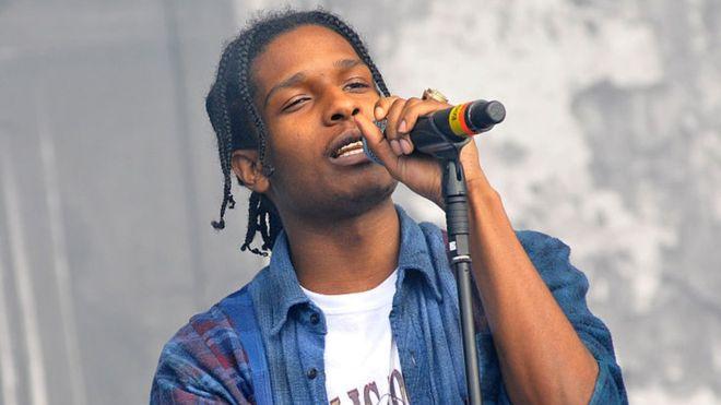 A$AP Rocky finalmente acusado de asalto por la fiscalía sueca