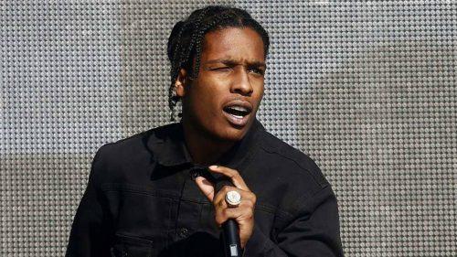 A$AP Rocky podría estar bajo custodia policial por tiempo indefinido