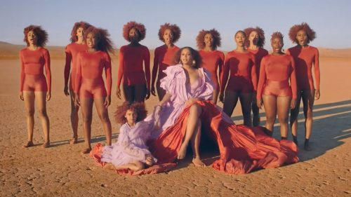 Beyoncé lanza el impresionante vídeo de 'Spirit', un tema de la BSO de «El Rey León»