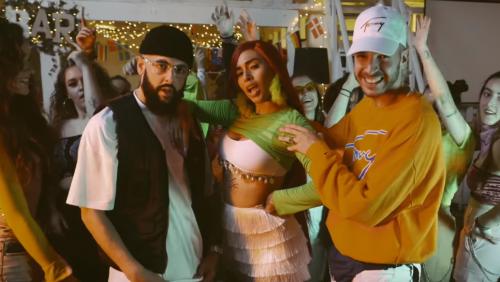 Chavi Real One, Handona y Aroxa lo prenden en 'No toques lo mío'