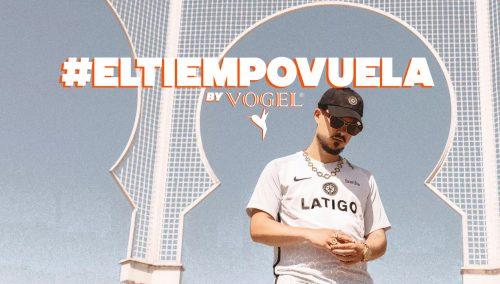 Un repaso a la increíble trayectoria de Dellafuente en #ElTiempoVuela by Vogel