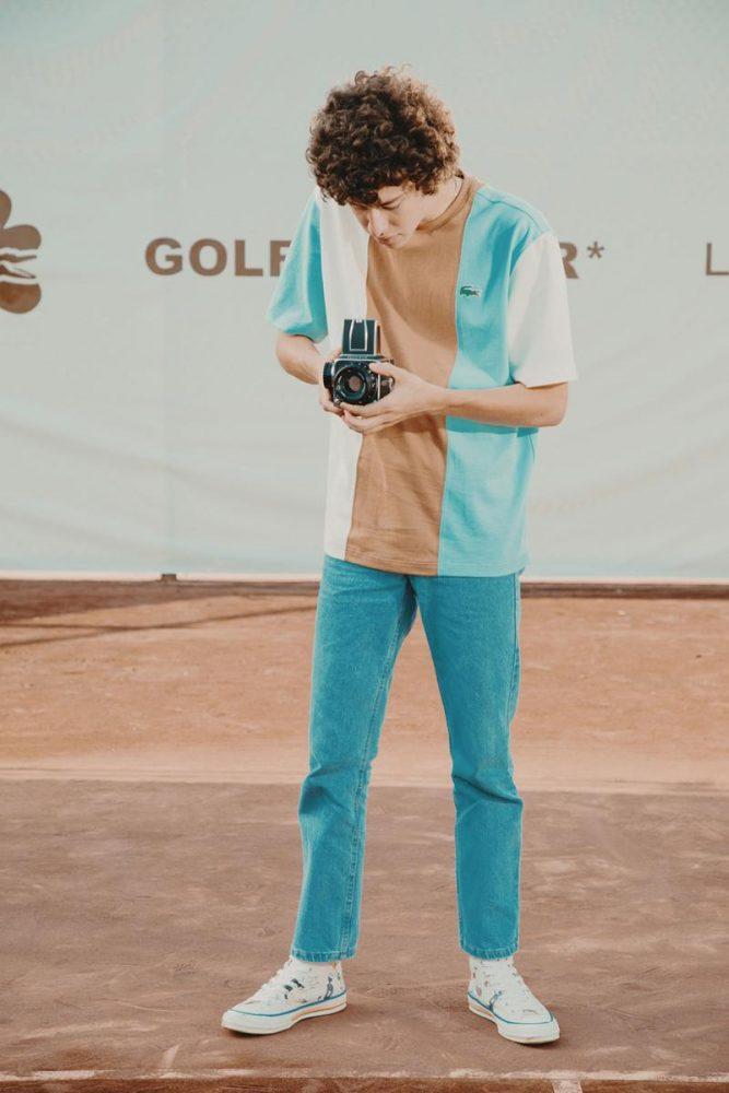 Lacoste x le fleur 667x1000 - Nace Golf le Fleur x Lacoste: para ir al último grito como Tyler, The Creator
