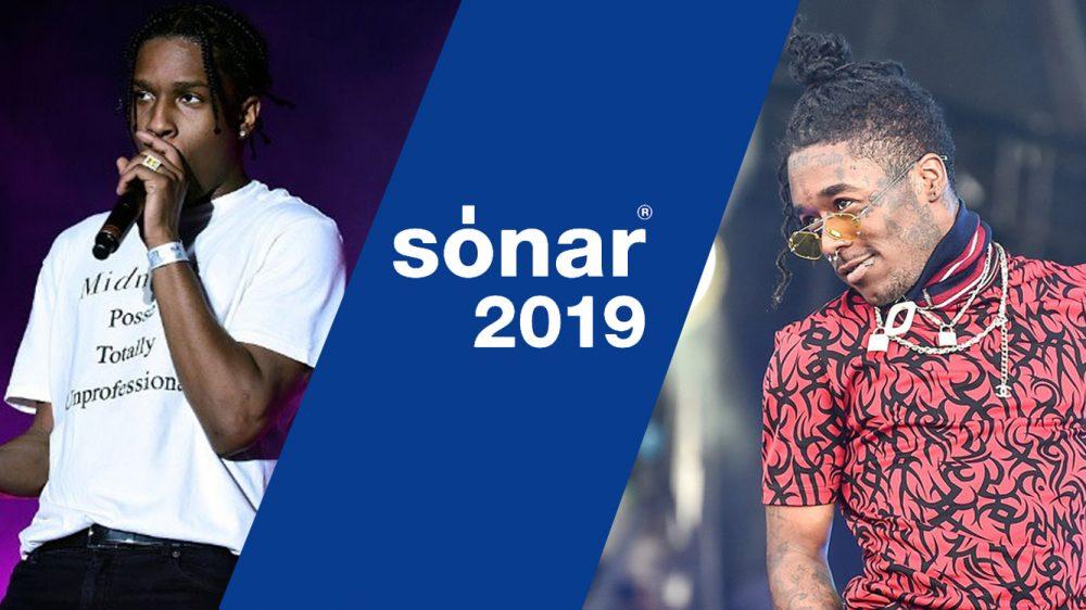 El Sónar 2019 se queda sin Lil Uzi y… ¿A$AP Rocky?