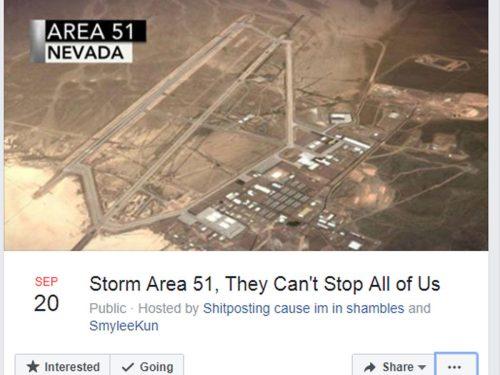 Master 500x375 - ¿Qué pasa con la invasión del Área 51? Entre la realidad y el meme