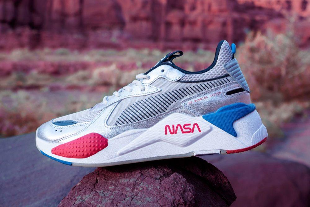 Puma RS X Space Explorer 11 1 1000x667 - PUMA ha sacado las zapatillas perfectas para  la incursión en el Área 51