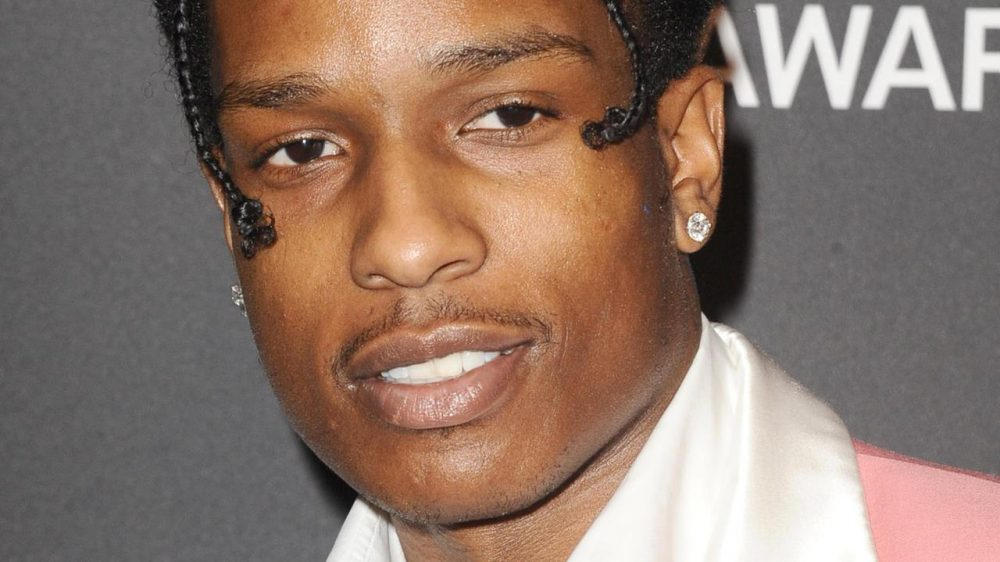 Virgil Abloh y Swedish House Mafia anuncian nuevo tema de A$AP Rocky