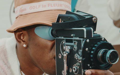 Nace Golf le Fleur x Lacoste: para ir al último grito como Tyler, The Creator