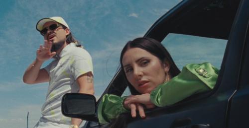 Dellafuente y Mala Rodríguez llenan de amor callejero el clip de 'Tenamoras'