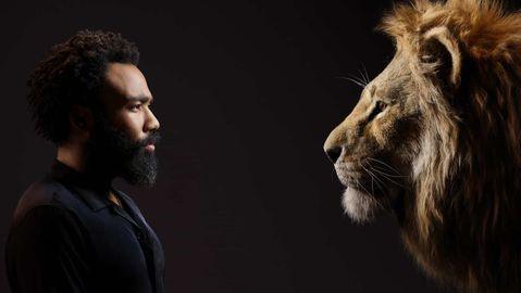 El hijo de Donald Glover no sabe que su padre es Simba en «El Rey León»