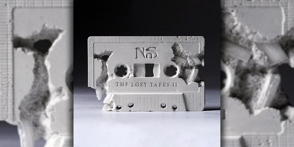 Nas estrena 'The Lost Tapes 2' 17 años después de la primera entrega