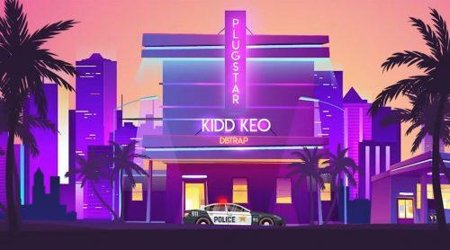 Kidd Keo saca a relucir el estilo de vida del 'Plugstar' en su nuevo clip