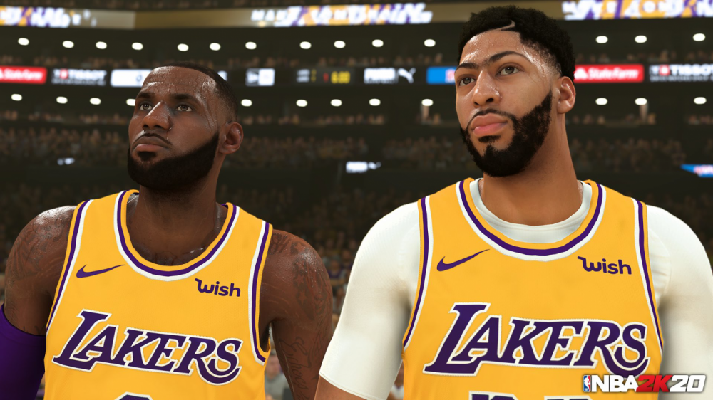 NBA 2K20 anuncia las valoraciones que tendrán las estrellas en el juego