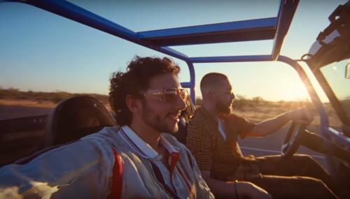 Majid Jordan y Khalid pasan un día de aventura en el clip de 'Caught Up'