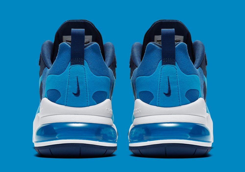 "nike air max 270 react blue void ao4971 400 1 1000x702 - Entérate de todos los detalles de las nuevas Air Max 270 React ""Blue Void"""