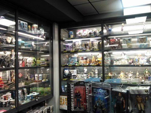 nostromo 500x375 - ¿Está en Sevilla la mejor tienda de cómics del mundo?