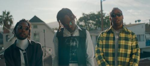 Rich The Kid seduce en el clip de 'Woah' con Miguel y Ty Dolla $ign