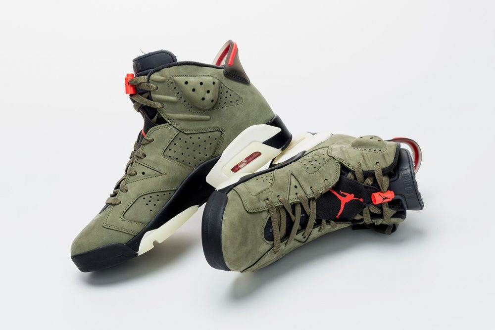 travis scott nike air jordan 6 release date price 04 1000x667 - Echa un vistazo a las nuevas Nike Air Jordan 6 de Travis Scott