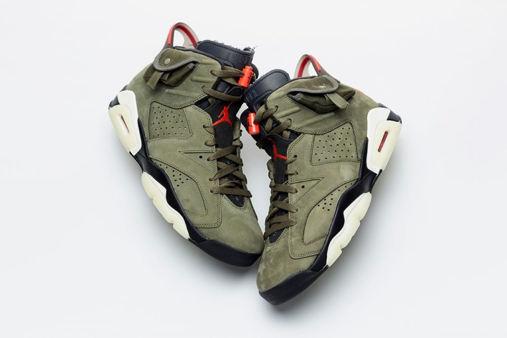 travis scott nike air jordan 6 release date price 05 1000x667 - Echa un vistazo a las nuevas Nike Air Jordan 6 de Travis Scott