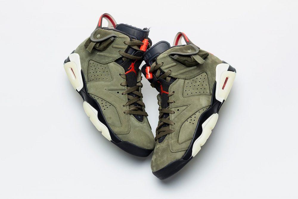 travis scott nike air jordan 6 release date price 05 1000x667 - Echa un vistazo a las nuevas Nike Air Jordan 6 de Travis Scott