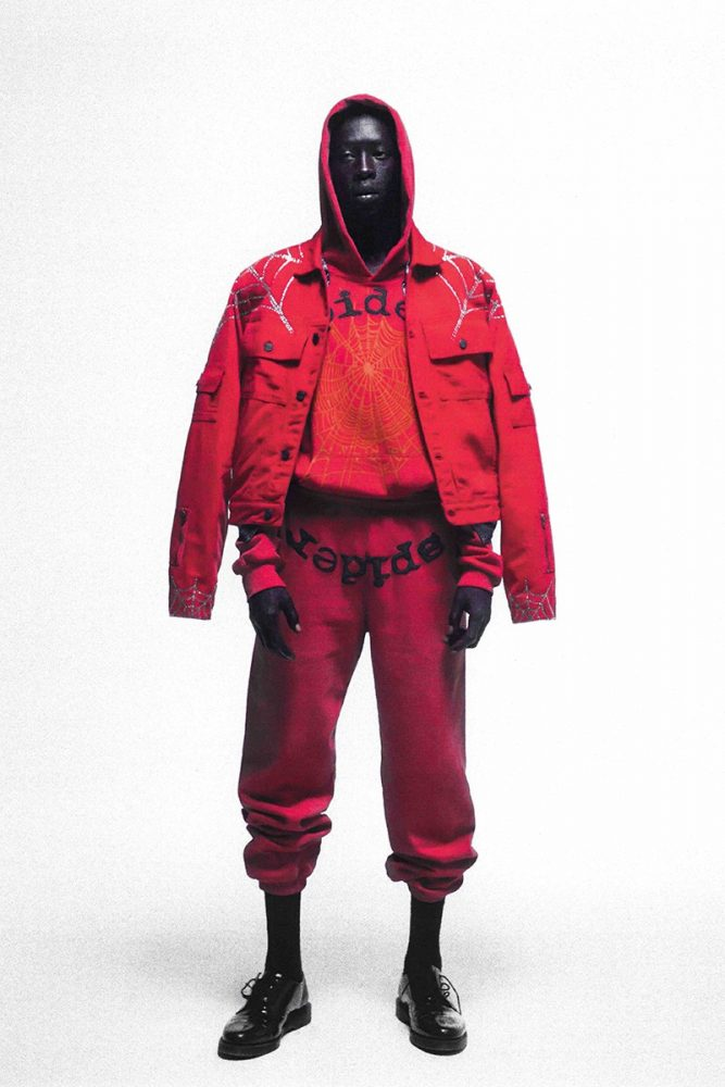 young thug presents first collection spider label 00 667x1000 - Young Thug presenta la primera colección de su nueva marca de ropa