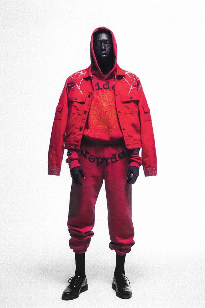 young thug presents first collection spider label 00 667x1000 - Young Thug presenta la primera colección de su nueva marca de ropa