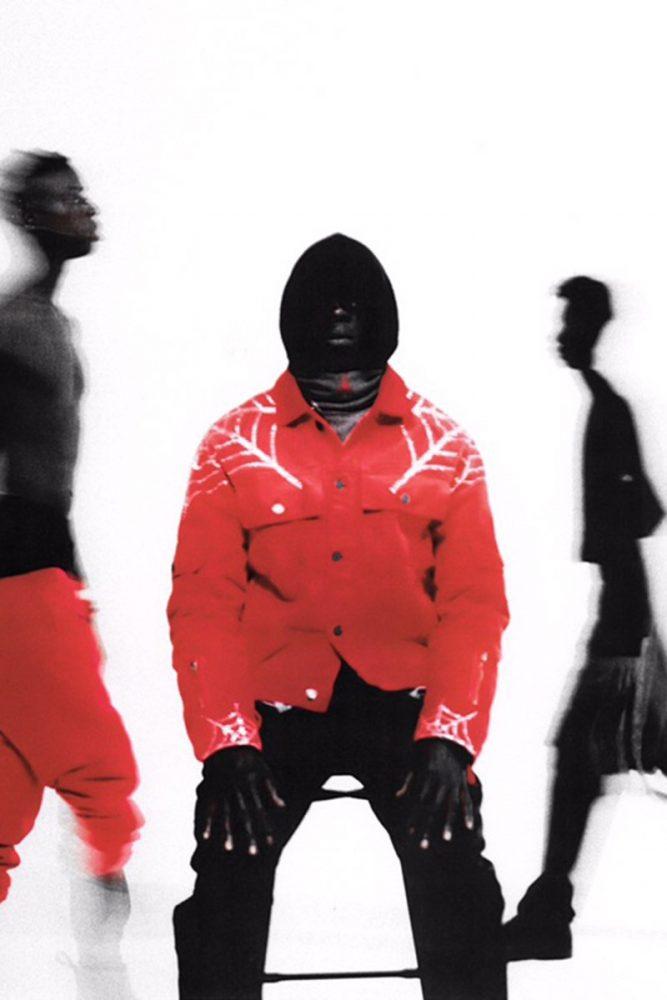 young thug presents first collection spider label 06 667x1000 - Young Thug presenta la primera colección de su nueva marca de ropa