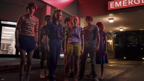 «Stranger Things» prepara su propio evento en el Mega Mall del Fortnite