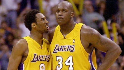 Kobe Bryant dice que «Shaq sería el mejor si tuviera su ética de trabajo»