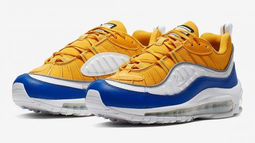 Nike homenajea a los Golden State Warriors con las nuevas Air Max 98