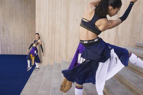 SU19 SACAI ASSETS STILLS SECONDARY 02 original 500x333 - Nike y sacai reformulan los códigos del running en su nueva colección