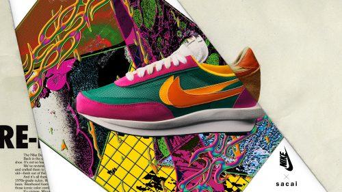 SU19 Sacai Assets LDVWAFFLE PINK 16X9 original 500x281 - Nike y sacai reformulan los códigos del running en su nueva colección