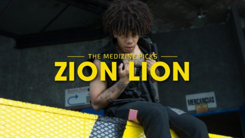 Zion Lion: Un auténtico león luchando desde abajo
