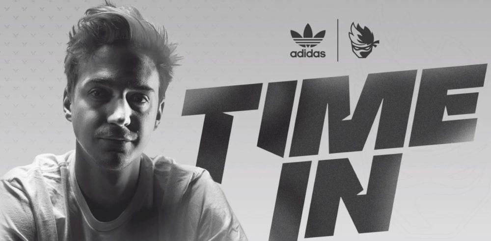 Adidas se adentra en el mundo de los videojuegos junto al streamer Ninja