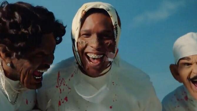 Cierran oficialmente el caso de la pelea de A$AP Rocky en Suecia