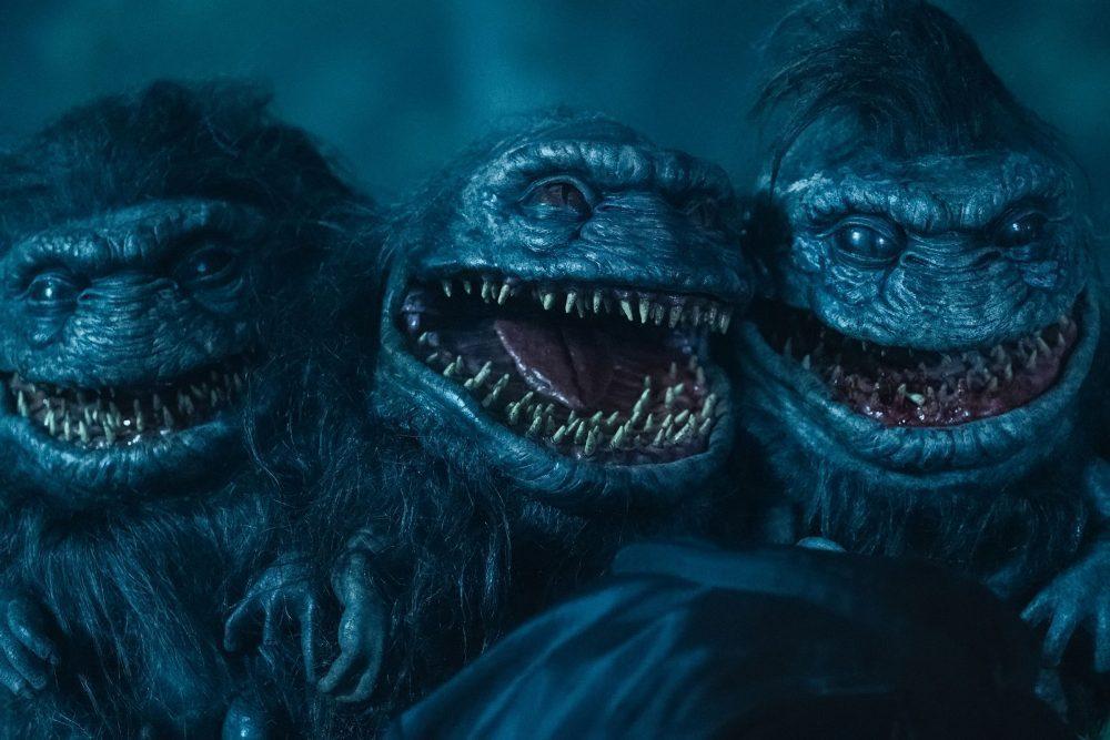 Solo un comentario sobre «Critters Attack!»: ¡dejen en paz a los Critters!