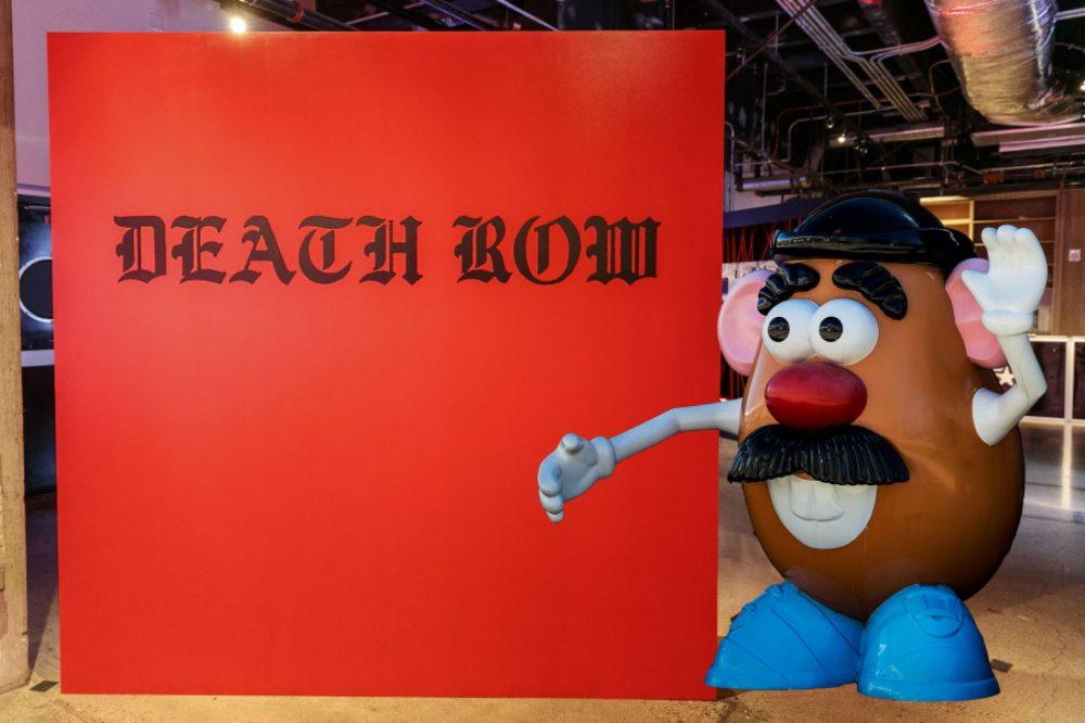 El Señor Potato y Mi Pequeño Pony son los nuevos CEOs de Death Row Records