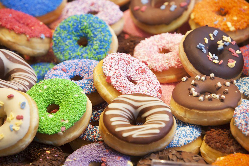 Los tres mejores lugares para comer donuts en Nueva York