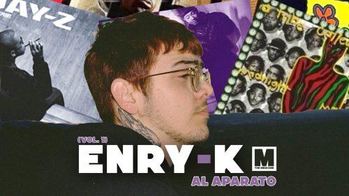 Enry-K al aparato: analizando los beats de ayer y hoy (Vol. I)