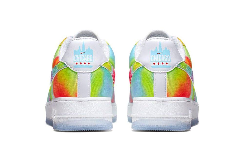 https   hypebeast.com image 2019 07 nike air force 1 07 premium tie dye sneaker release 04 1000x666 - Nike apuesta por el tie-dye en las nuevas Air Force 1 '07 Premium