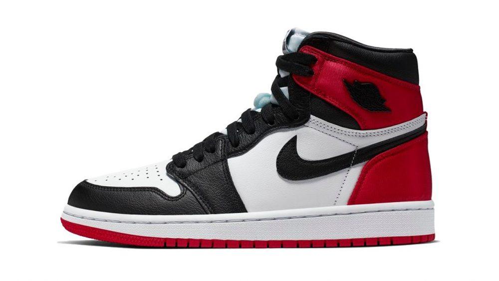 Las Air Jordan 1 «Satin Black Toe» ya tienen fecha oficial de lanzamiento