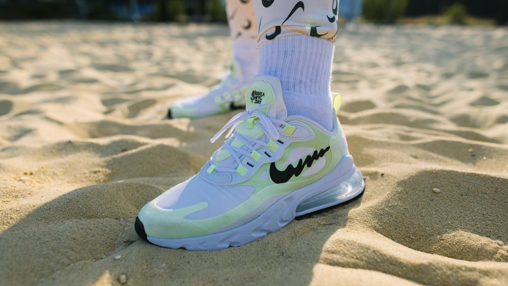 Las Nike Air Max 270 React «In My Feels» conciencian sobre salud mental